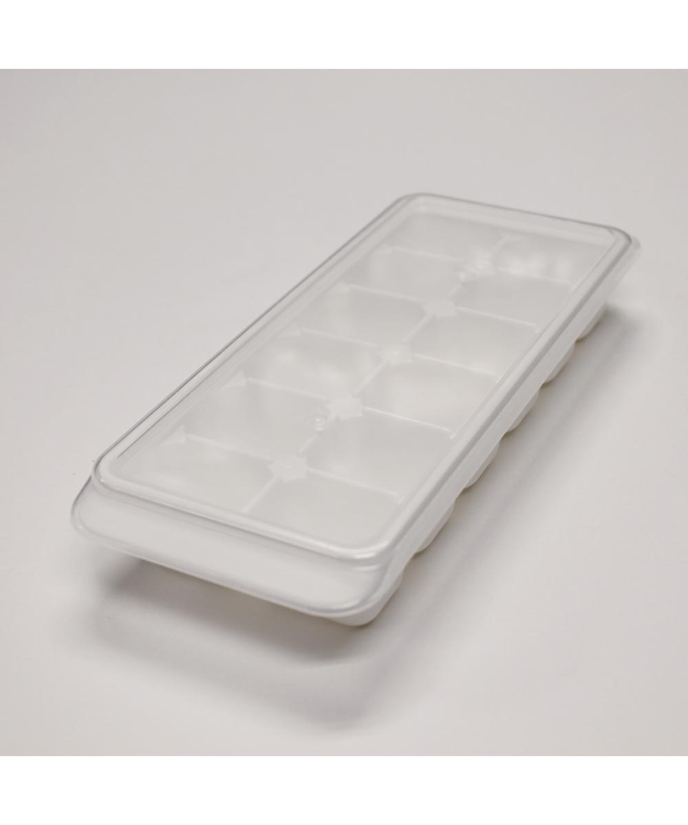 Yukipon Ice Cube Tray with Lid