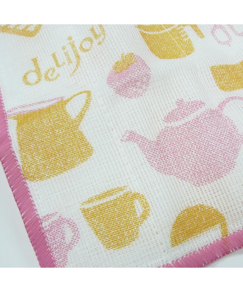 Delijoy Kitchen Cloth, Pink