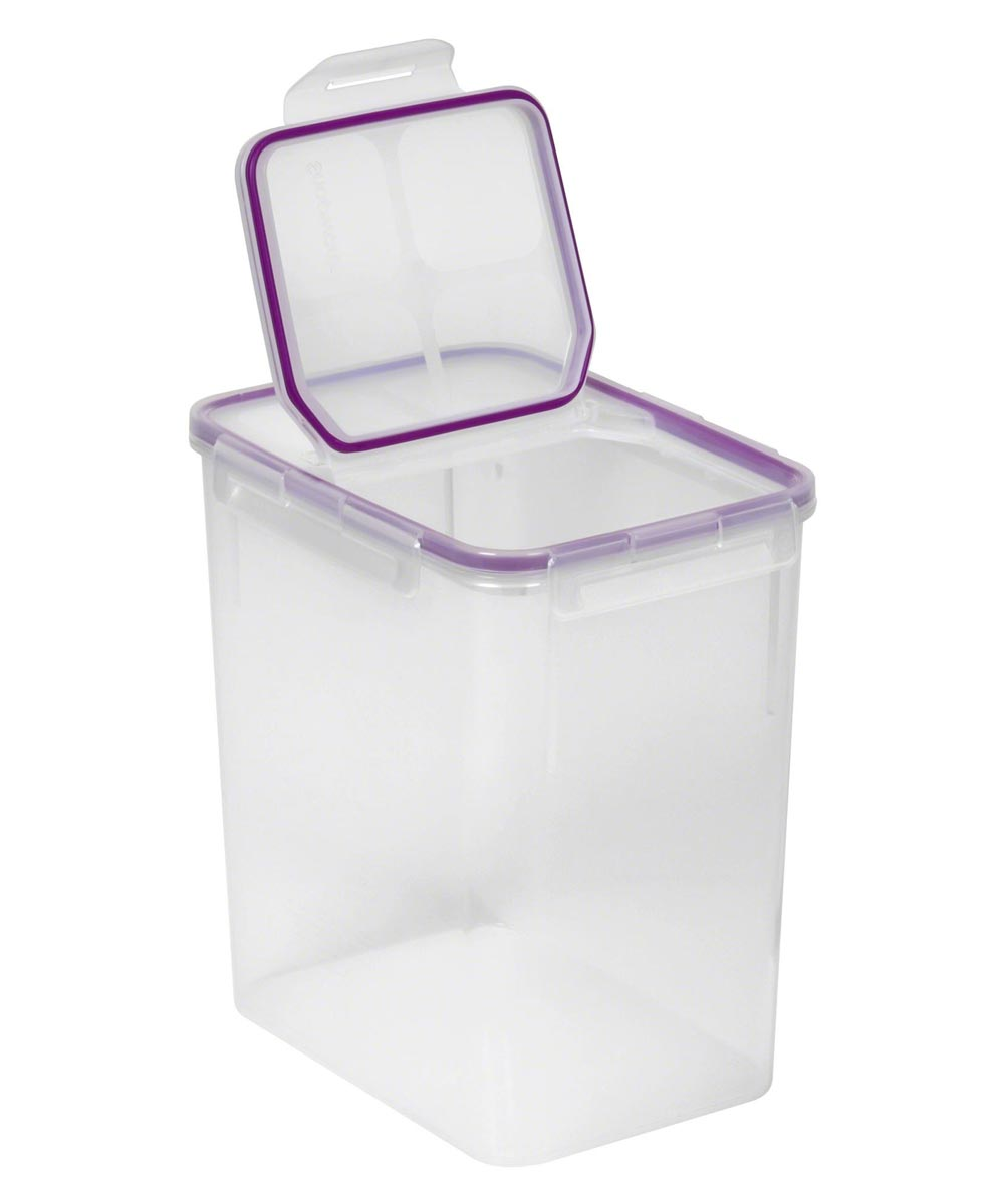 Flip Top 23 Cup Airtight Food Storage Container