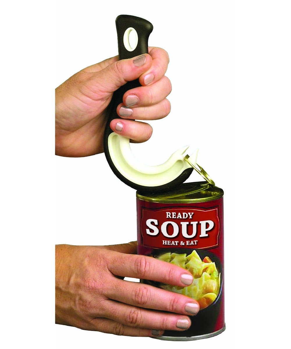 Easy-Open Ring Pull Can Opener