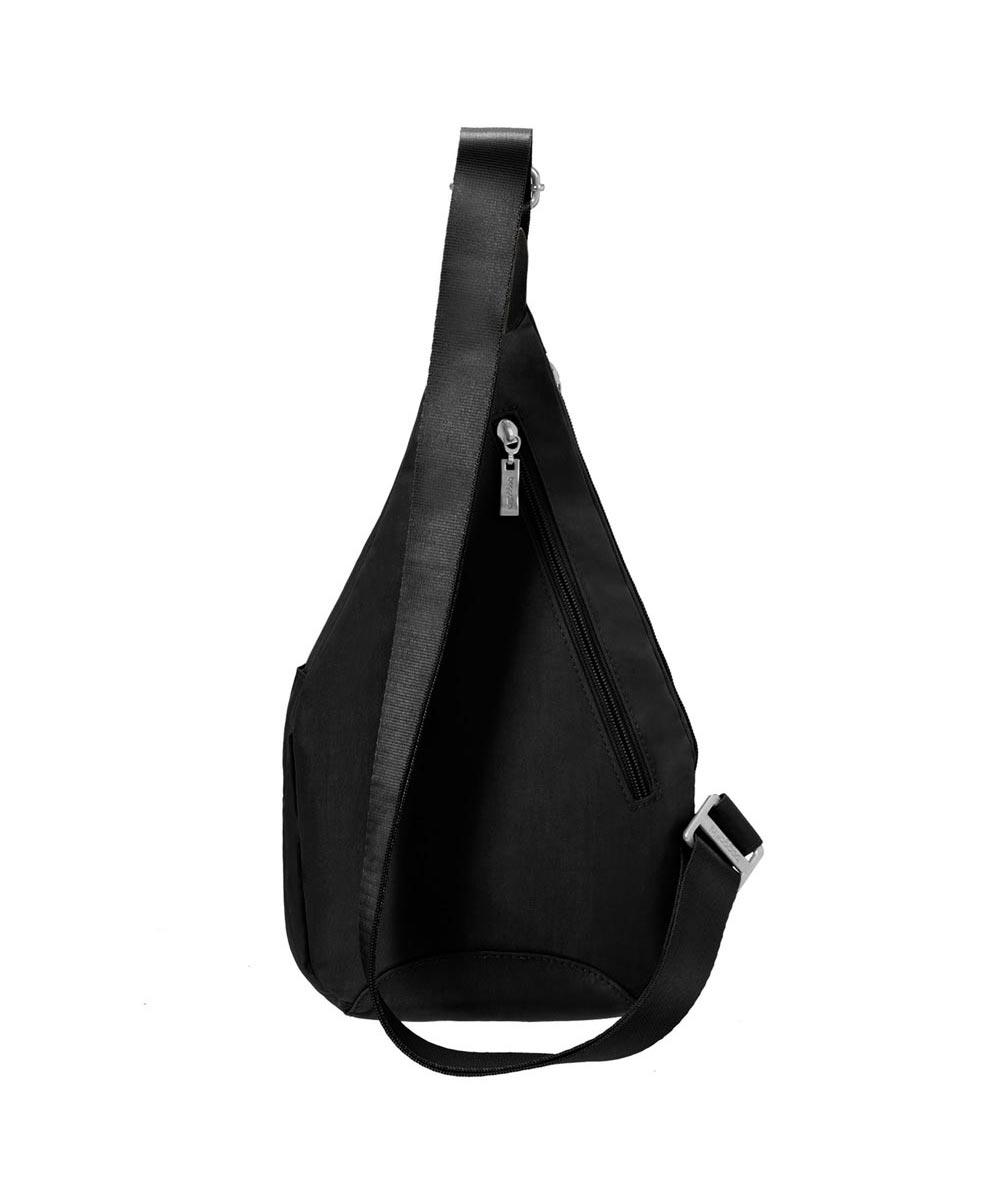 Mini Sling Bag, Charcoal