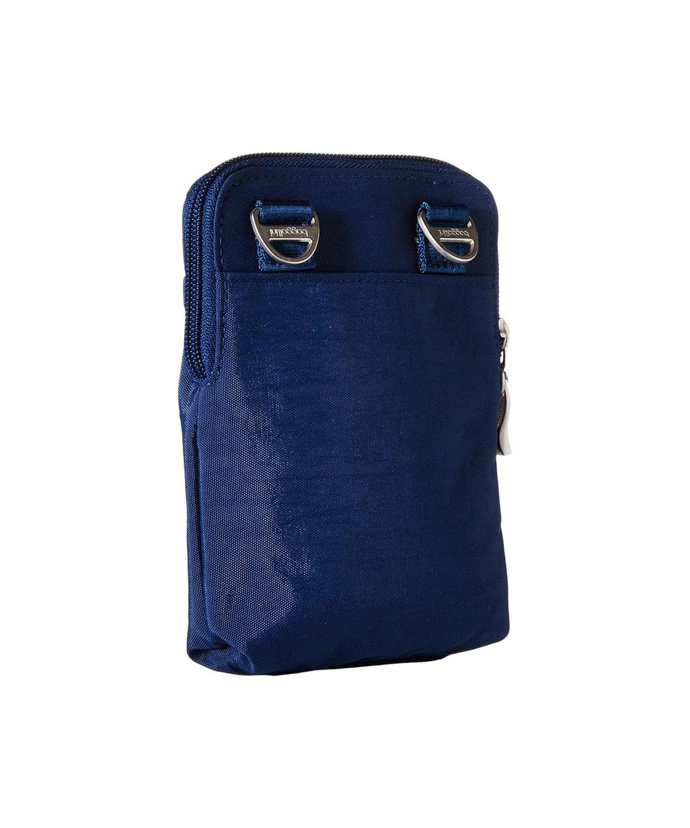 Bryant Pouch Bag with Adjustable Strap & RFID Protection, Pacific Color