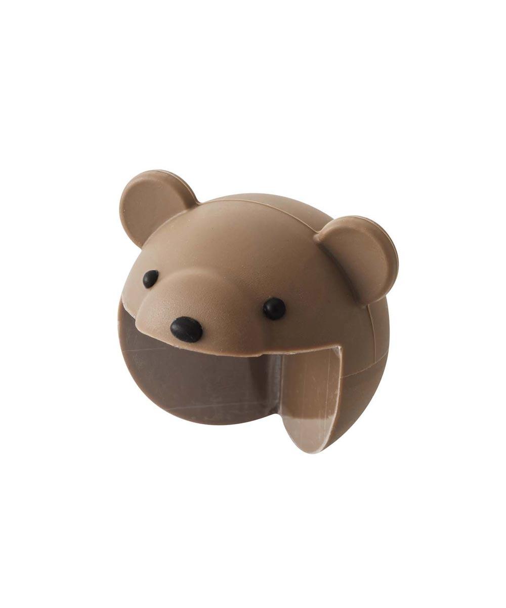 Bear Shaped Animal Table/Chair Corner Cushion
