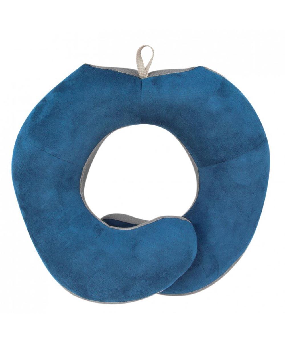 Wrap-N-Rest Travel Pillow, Cobalt Color