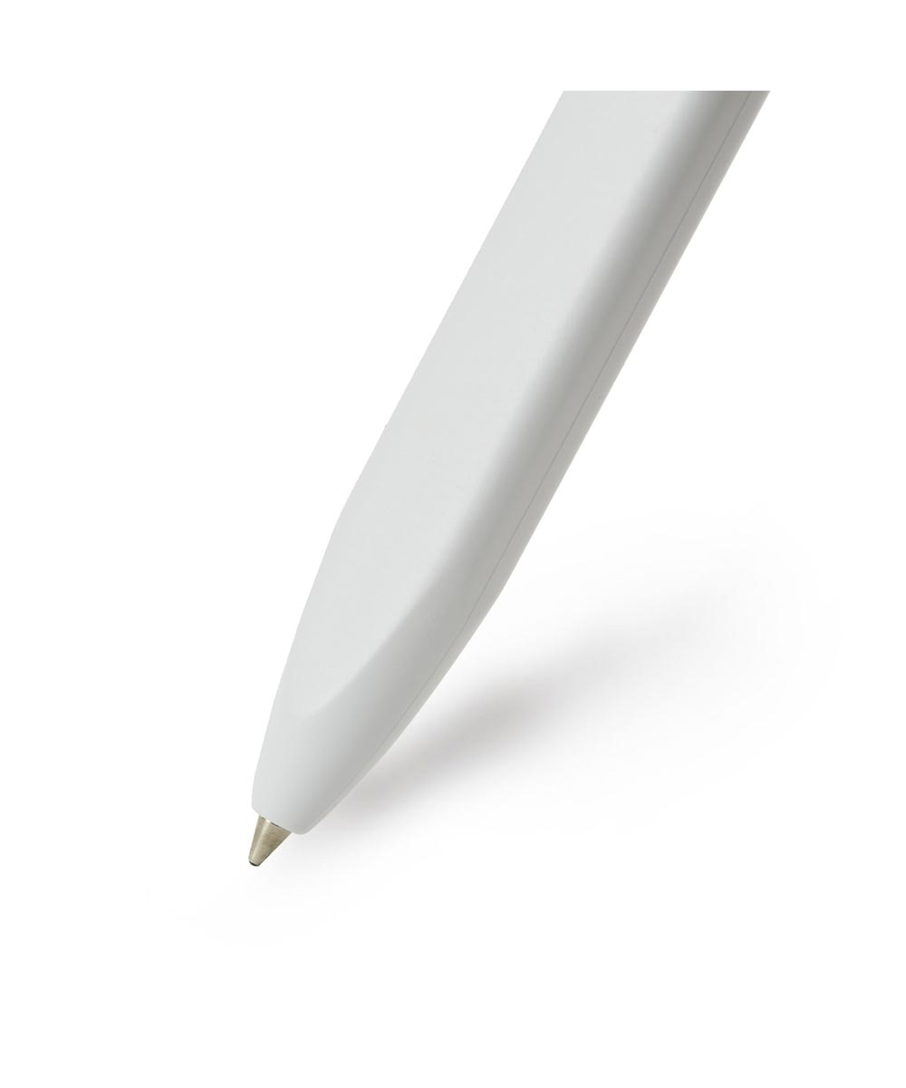 Writing Classic Click Ballpoint Pen, 1.0 mm Medium Point, White Body