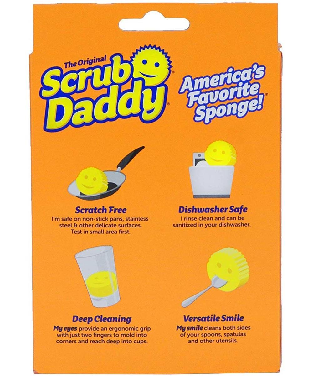 Original Scrub Daddy Non-Scratching Dish Sponge