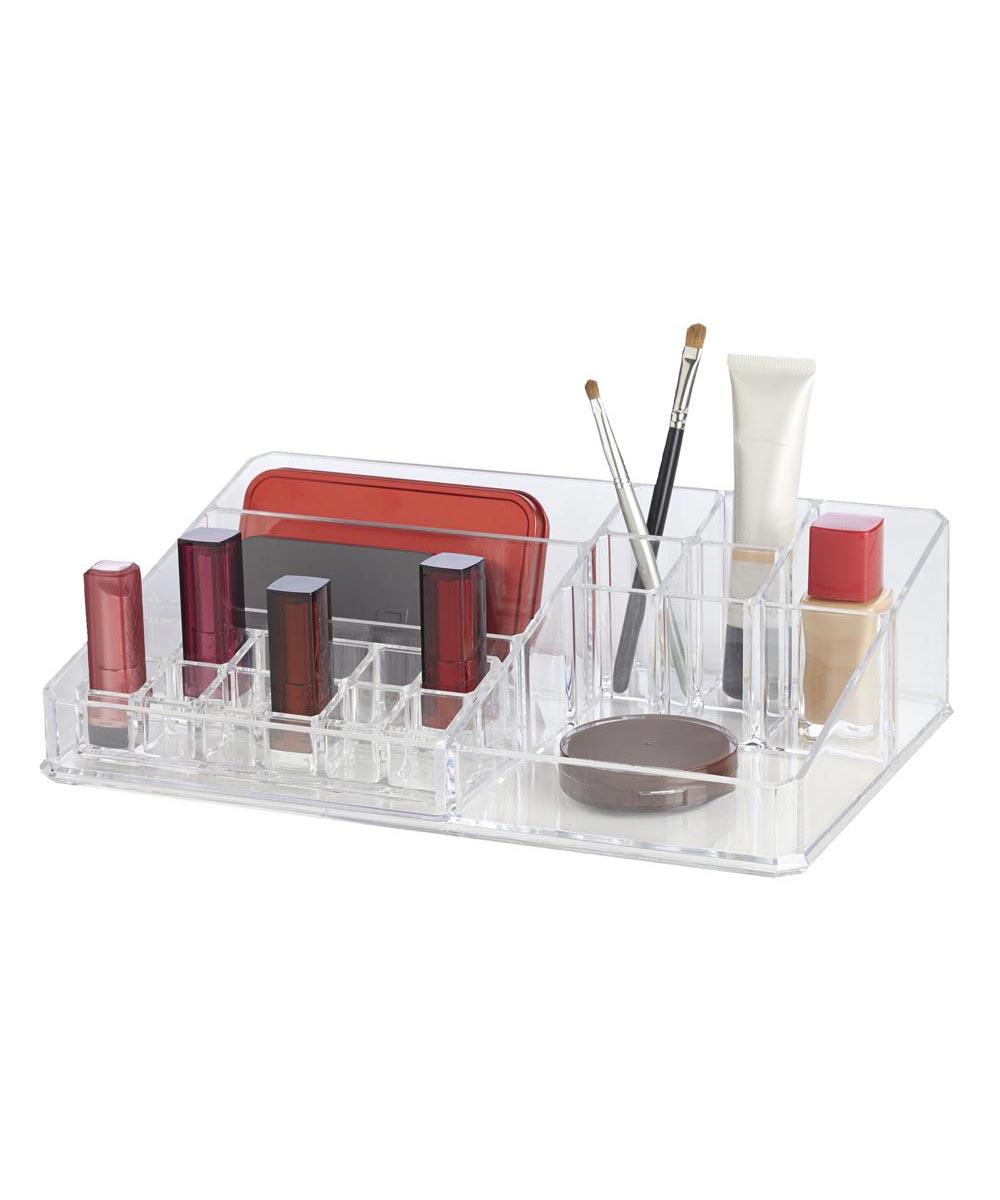 Clearly Chic 21-Compartment Organizer