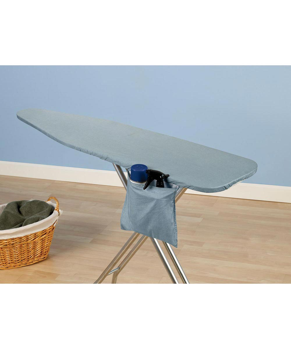 Deluxe Cover and Pad for Ironing Board, Blue