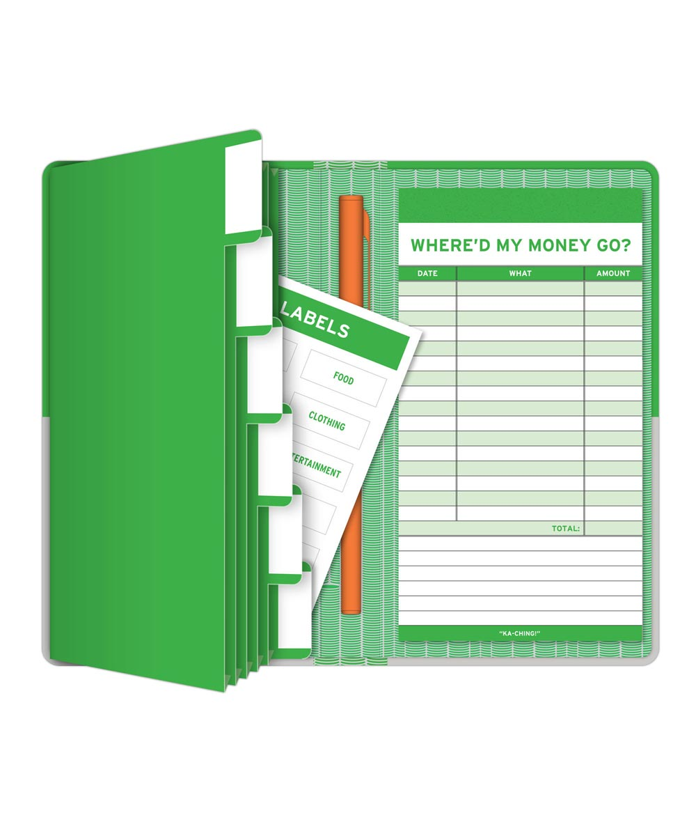 Simply Organized Money Money Money Receipt Catcher
