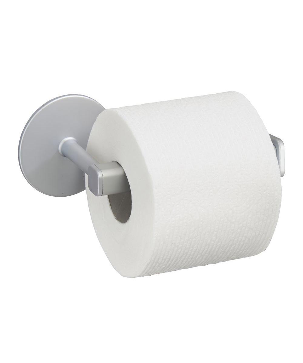 Simply Organized | Metro Aluminum Self Adhesive Toilet Paper Holder ...