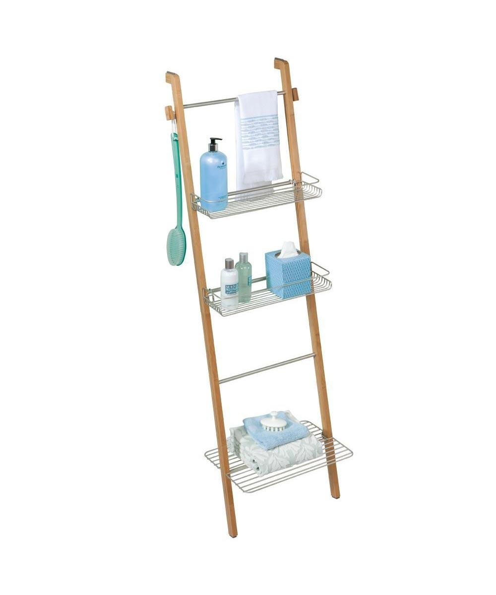 Simply Organized Formbu Free Standing Bath Storage
