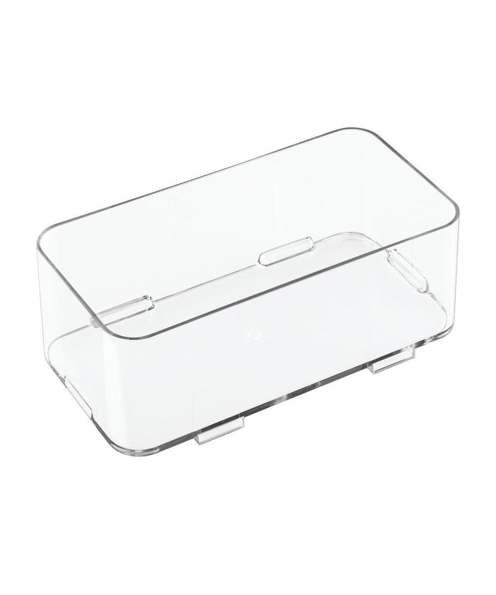 Clarity Interlocking Drawer Organizer, 4x8x3