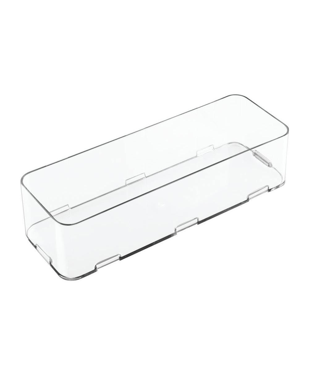 Clarity Interlocking Drawer Organizer, 4x12x3