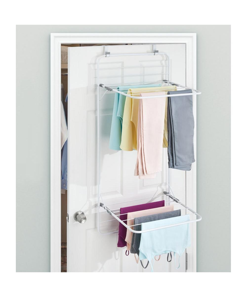 Home; Brezio Over Door Laundry Drying Rack