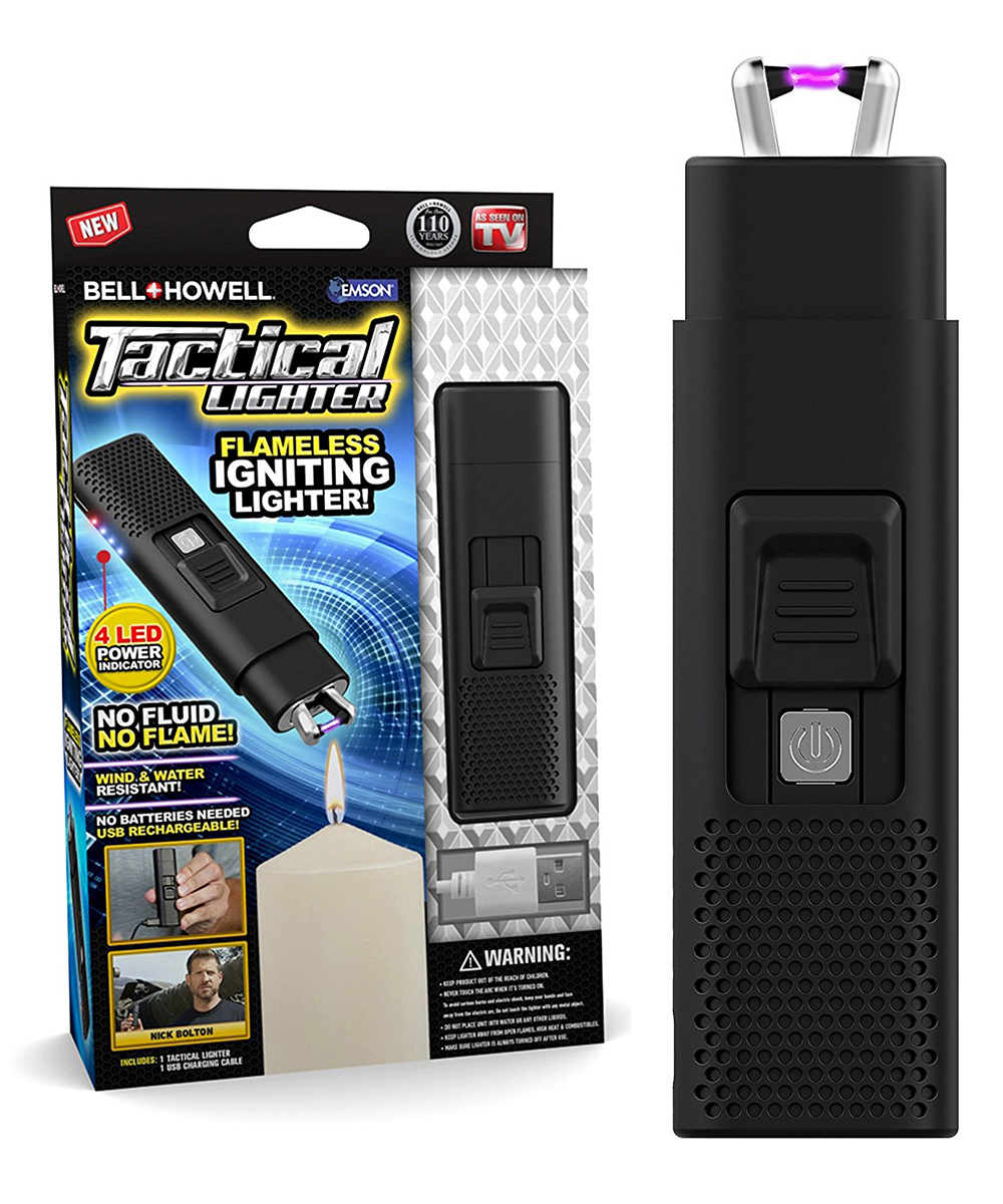 Simply Organized Bell Howell Tactical Lighter Usb