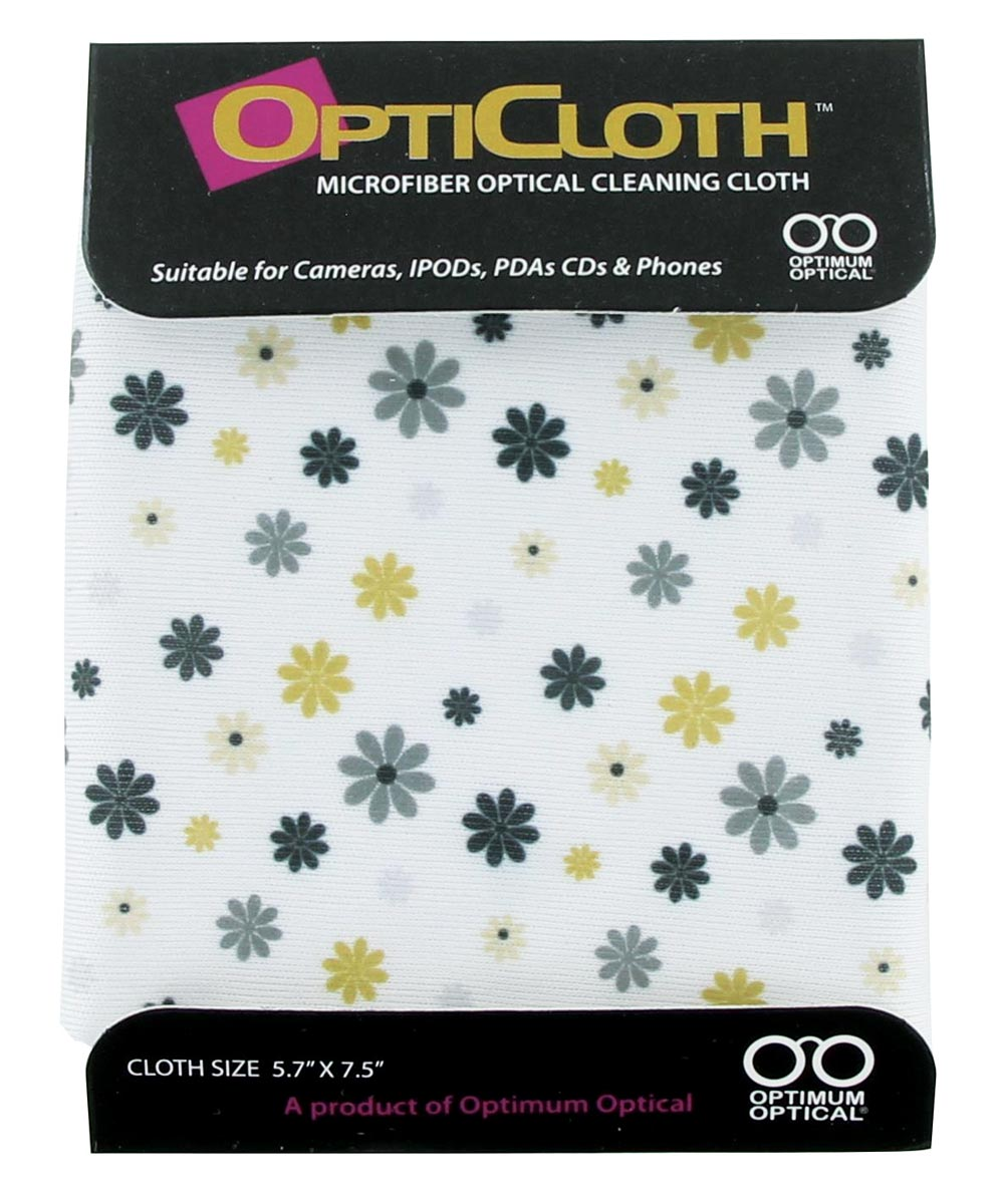 Lens Cleaning Cloth, Assorted Designs