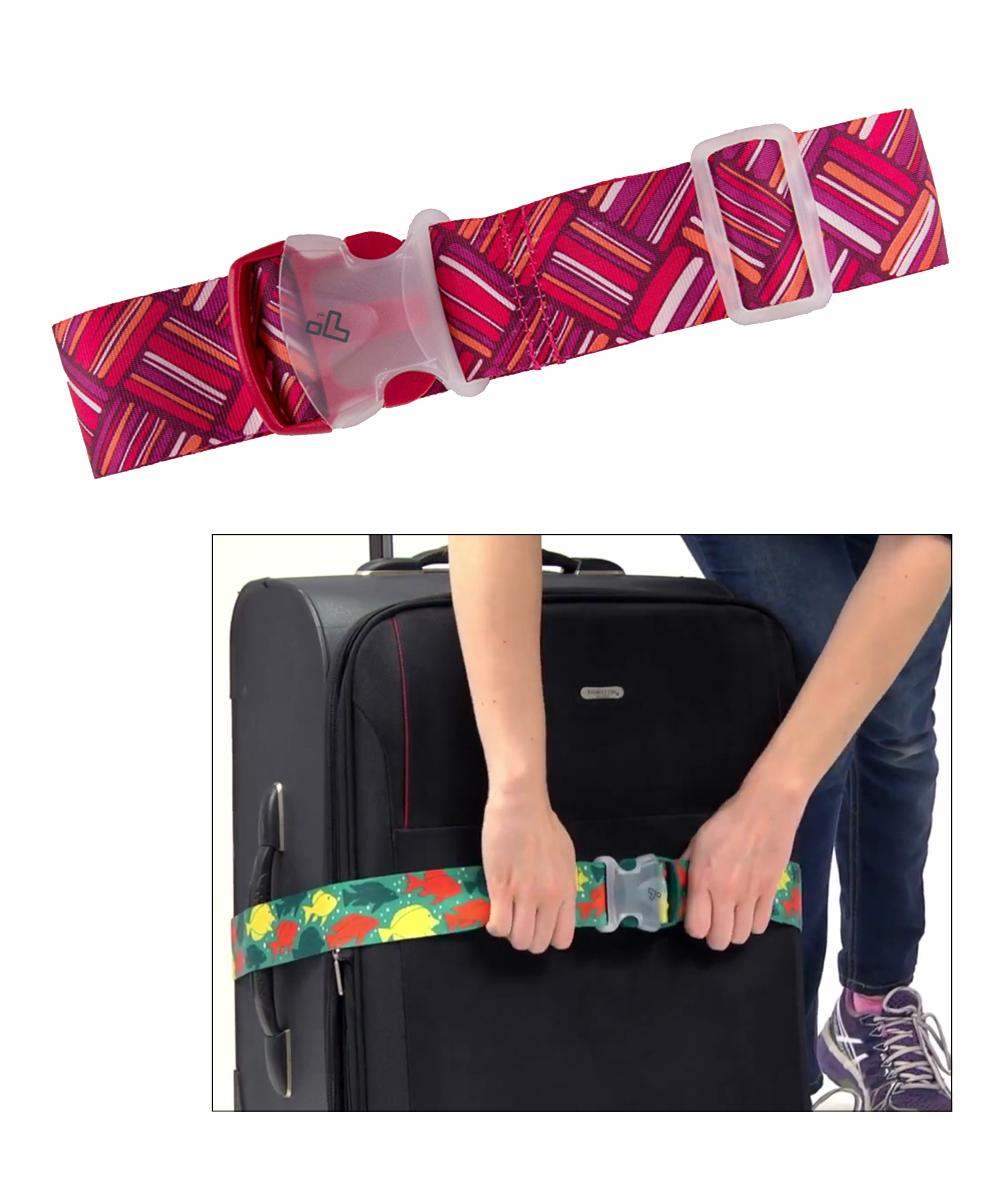 Luggage Strap Retro