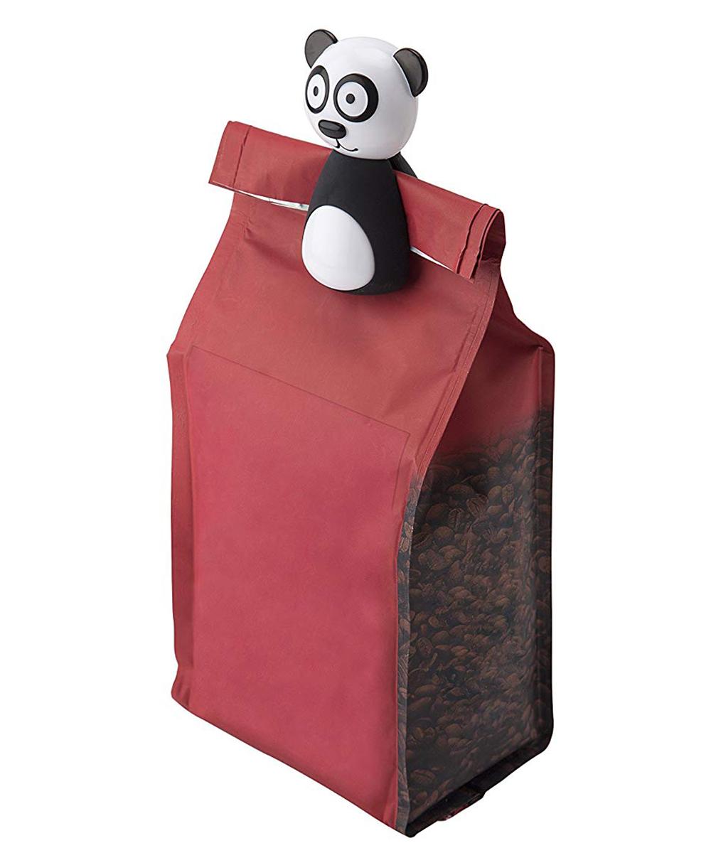 Panda Bag Clips, Set of 2