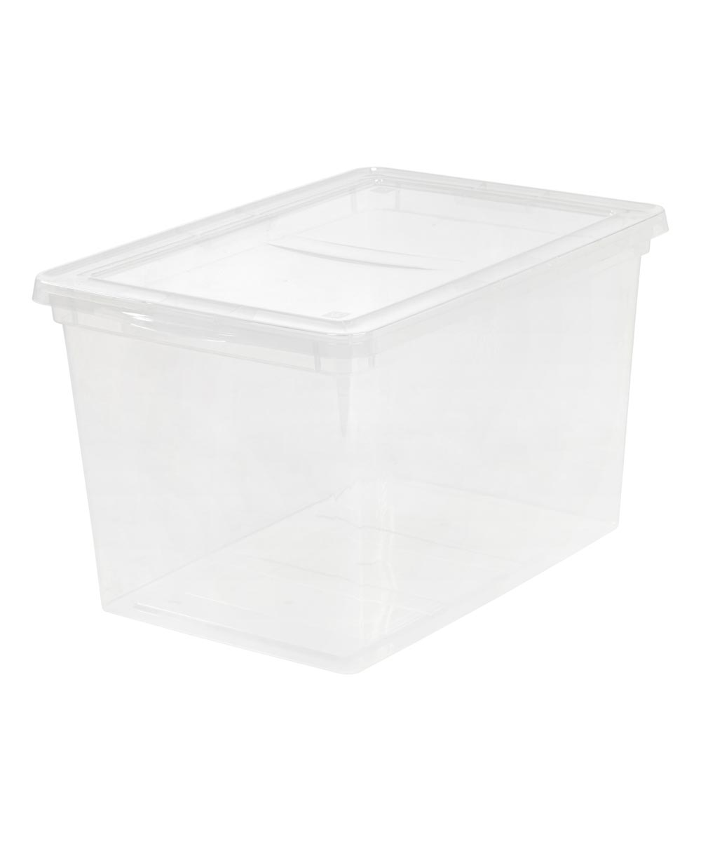 Extra Large Storage Box, 68 Quarts