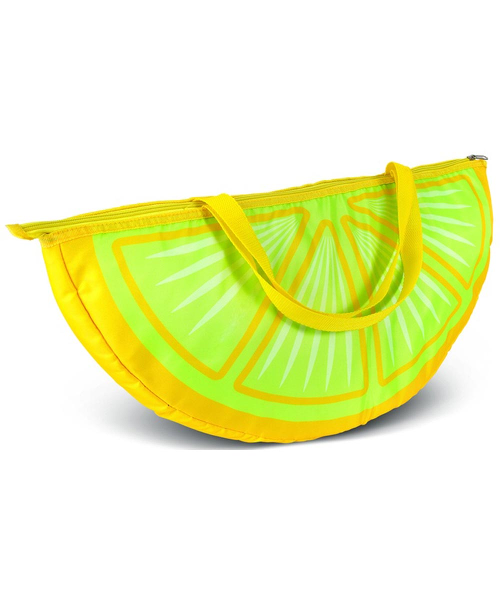 Insulated Fruit Shaped Cooler Bags, Assorted Designs