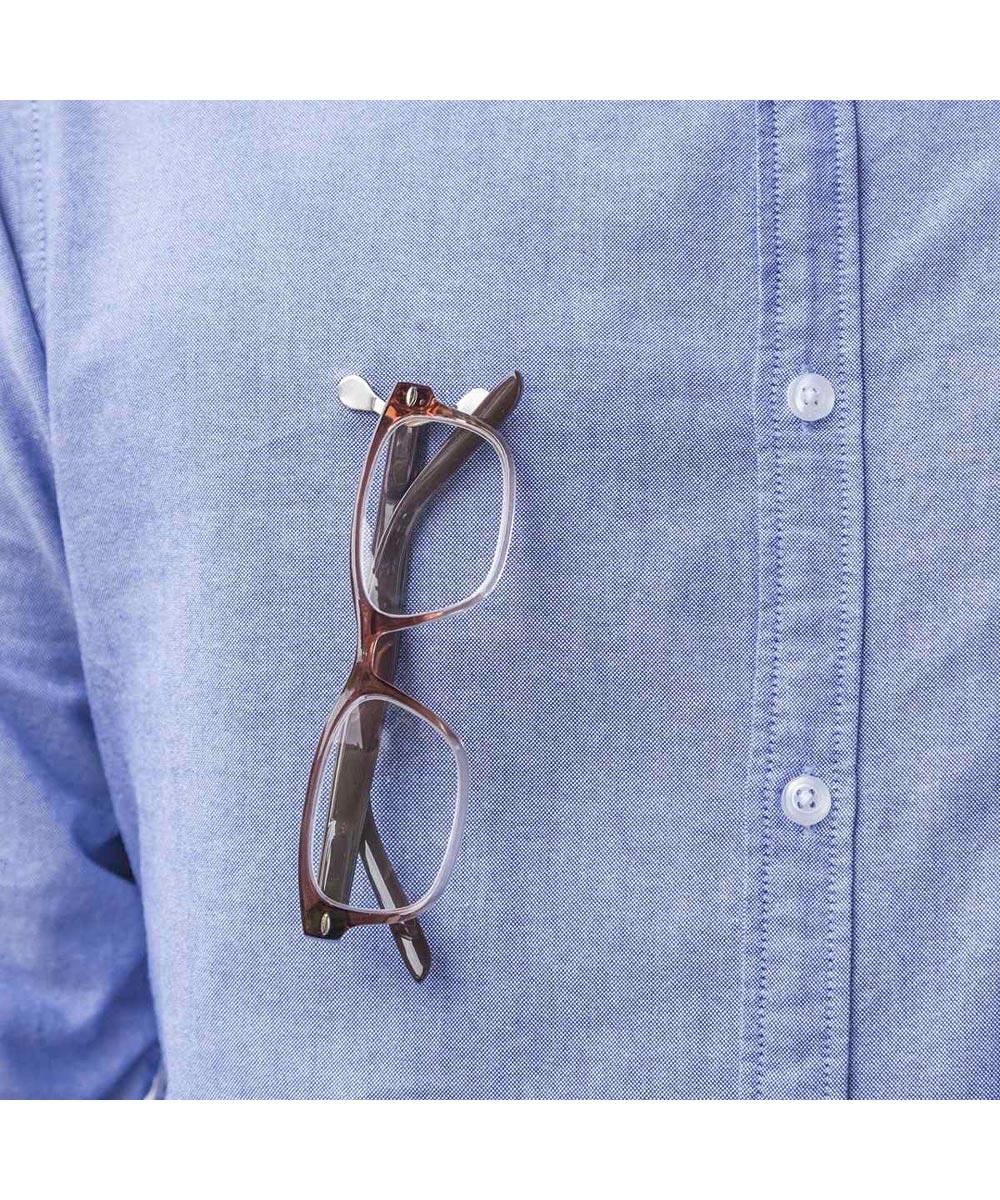 ReadeREST Stainless Steel Magnetic Eyeglass Holder