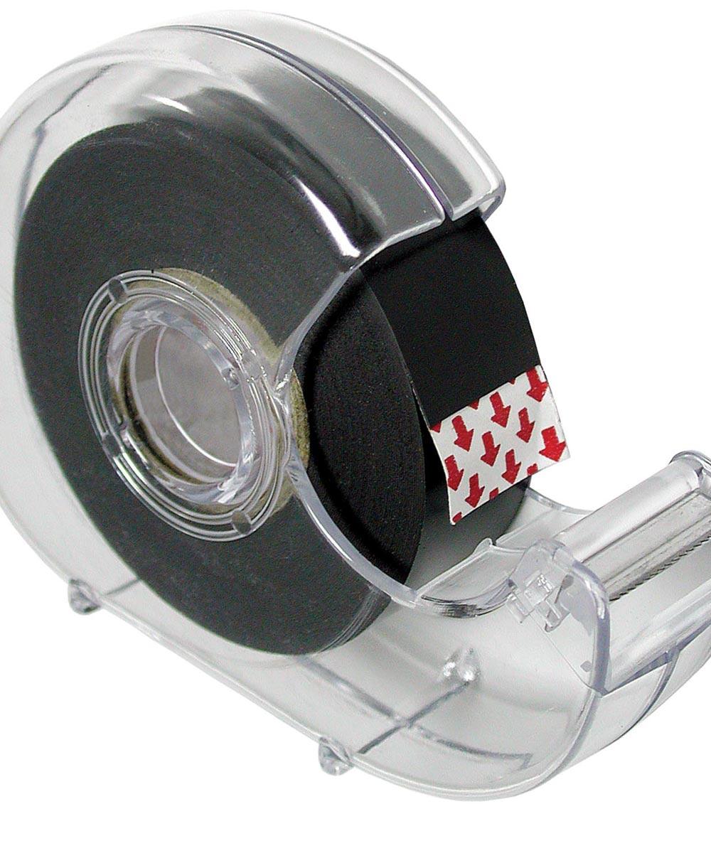Simply Organized Flexible Magnetic Tape Dispenser