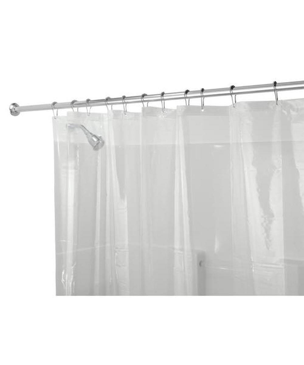 72x72 Inch PEVA Vinyl PVC Free Shower Curtain Liner Clear Color