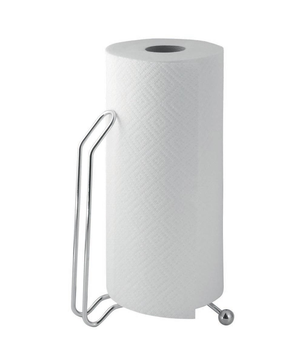 Aria Metal Countertop Paper Towel Holder Chrome Finish