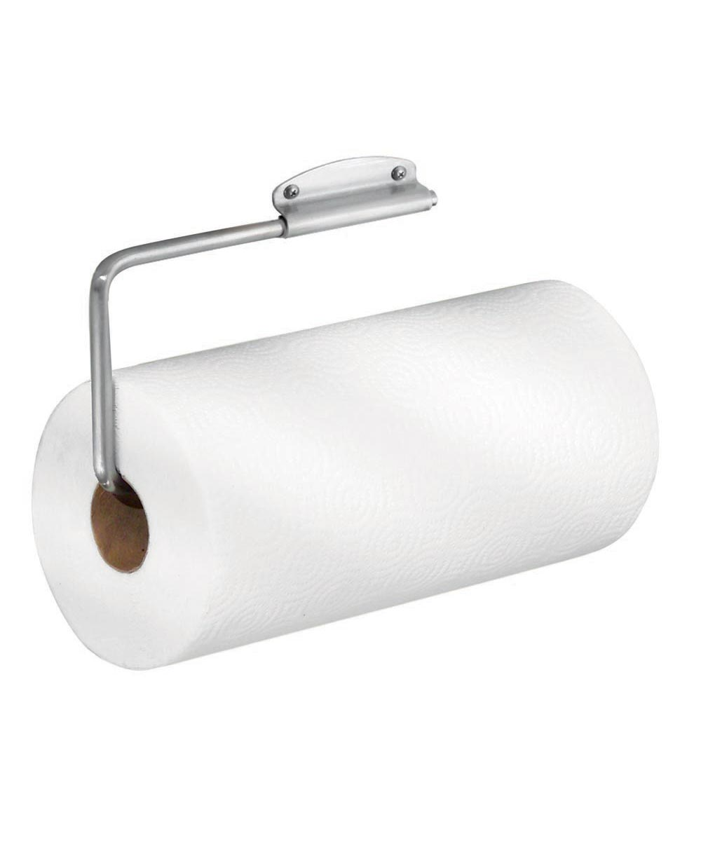 Simply Organized Forma Stainless Steel Swivel Paper Towel Holder