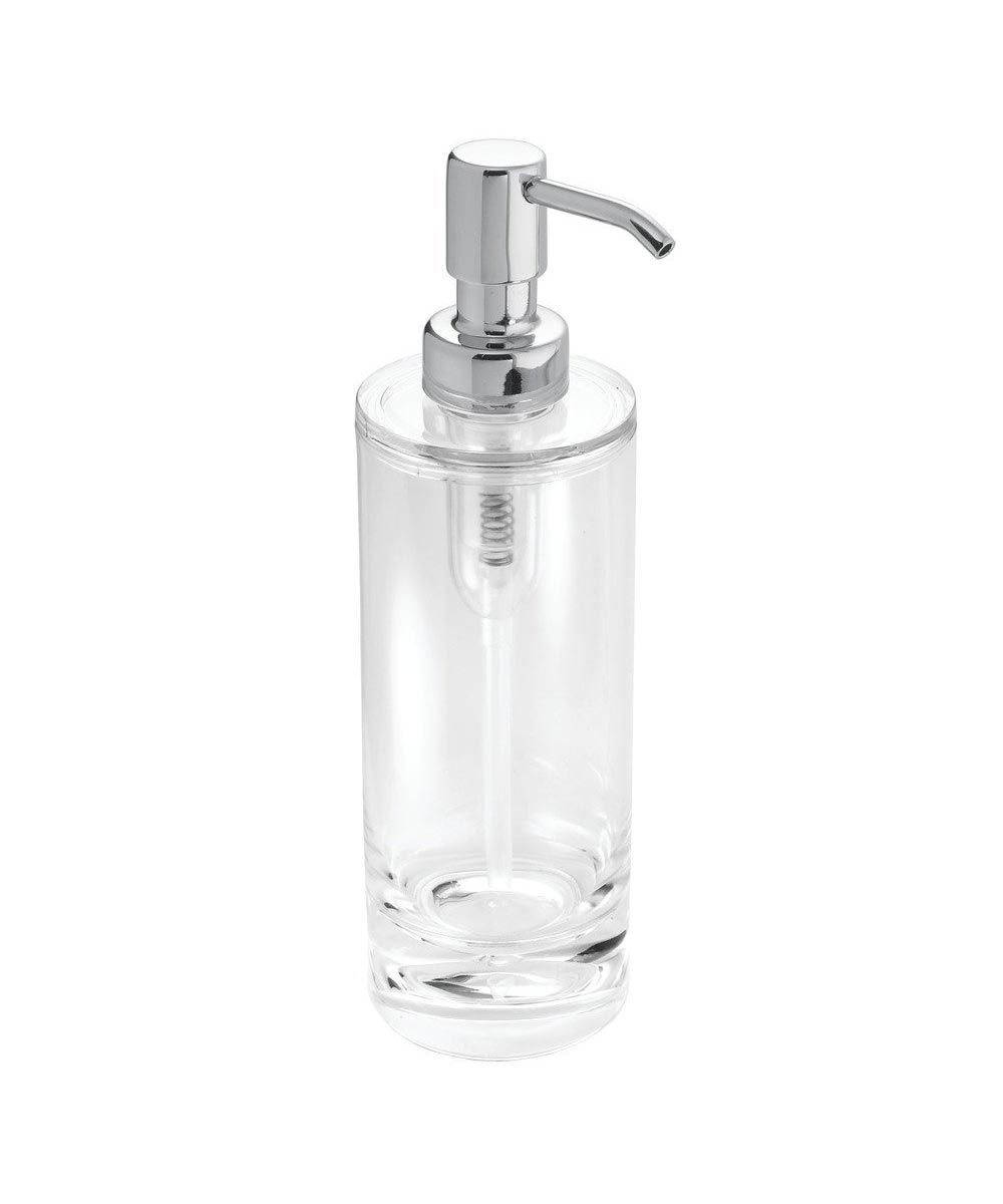 Eva Acrylic Soap U0026 Lotion Dispenser Pump, Clear