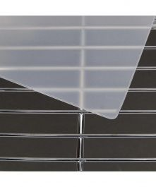 Plastic Liner/Drip Guard (for 11.5x21 Inch Glidez Under-Cabinet Organizer)