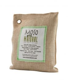 Small Moso Natural Air Purifying Bag, 200 Grams