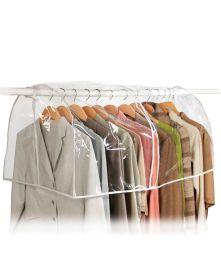 Clear Closet Garment Cover