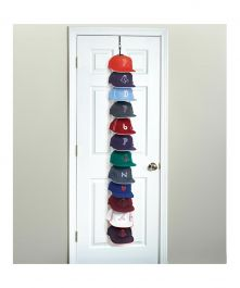 Hanging Cap Rack, 36 Capacity