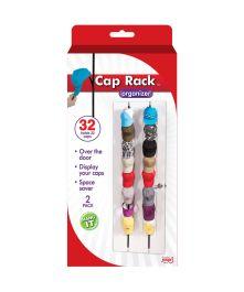 Over-the-Door Cap Rack Organizer, 2 Pack