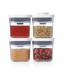 OXO POP 4-Piece Mini Container Set