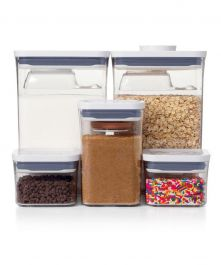 OXO 8-Piece POP Container Baking Set