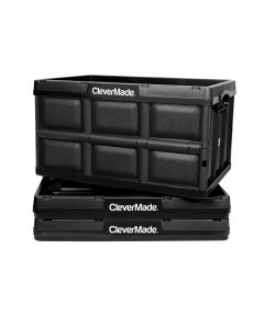 Collapsible Storage Bin, Black