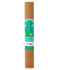 """18"""" x 4' Con-Tact Brand Self Adhesive Cork"""