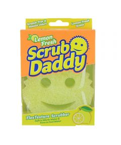 Lemon Fresh Scrub Daddy Scratch Free Dish Sponge