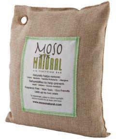 Large Moso Natural Air Purifying Bag, 500 Grams