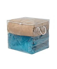 Clear Cube Storage Chest Bag