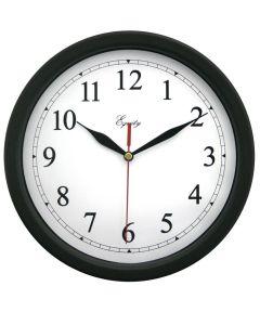 10 Inch Wall Clock, Black