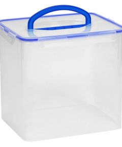 Flip Top 40 Cup Airtight Food Storage Container with Handle
