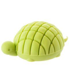 Animal Shaped Turtle Card Holder, Green