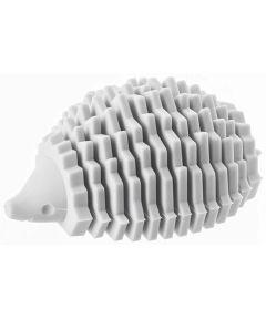 Animal Shaped Hedgehog Card Holder, Gray