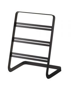 Tower Earring Stand, Black