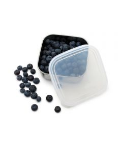 To-Go Lunch Container, Small 15 oz., Clear