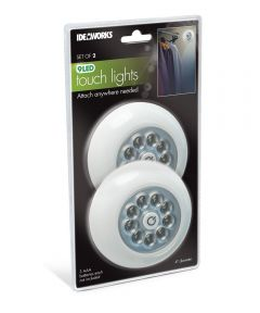 LED Touch Lights, Set of 2