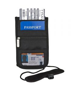 Safe ID Classic Deluxe Boarding Pouch